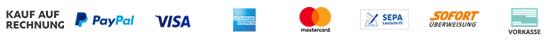 zahluns- und versandarten