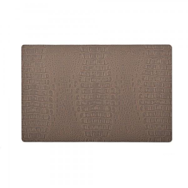 Tischsets 6er-Set Platzsets 30x43 cm Elegant in Braun