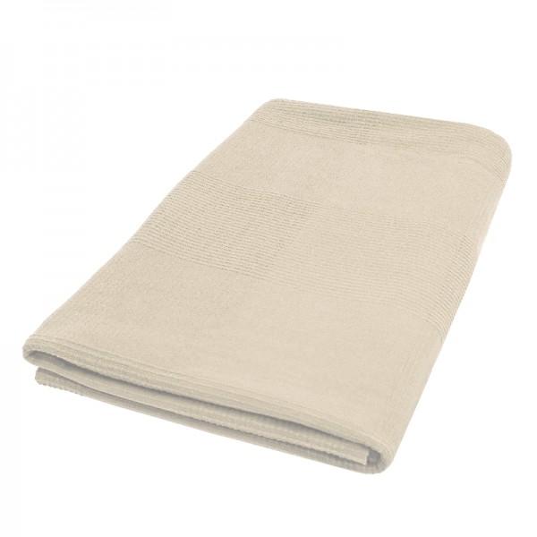 Tagesdecke Bettüberwurf Sofaüberwurf Baumwolle in Beige
