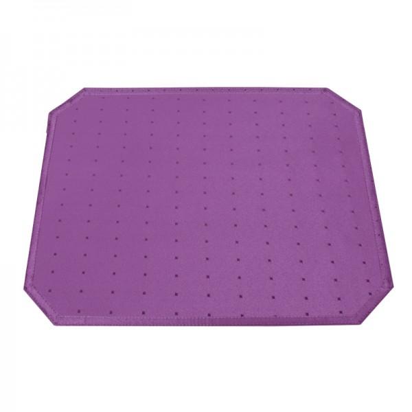 Tischsets Platzsets Punkte 40x50 cm in Lila