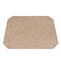 tischsets platzsets uni 40x50 cm in lind gr n. Black Bedroom Furniture Sets. Home Design Ideas