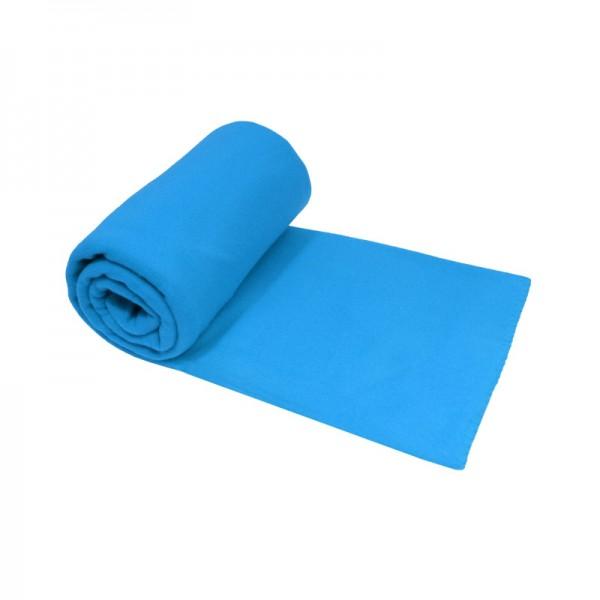 Fleecedecke 130x170 cm Blau
