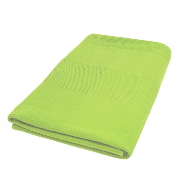 Tagesdecke Bettüberwurf Sofaüberwurf Baumwolle in Grün