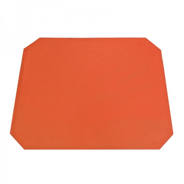 Tischsets Platzsets Uni 40x50 cm in Orange