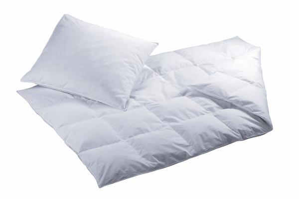 Bettdecke Federn und Daunen Steppdecke 135x200 cm