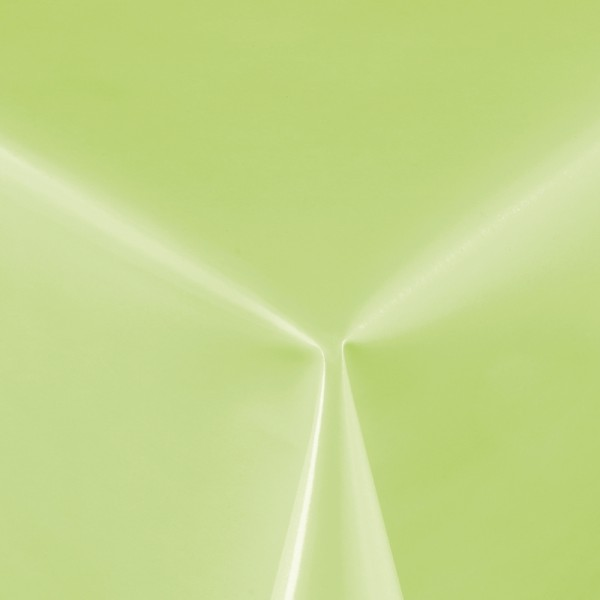 Lacktischdecke Tischbelag Lebensmittelecht abwaschbar Hell-Grün