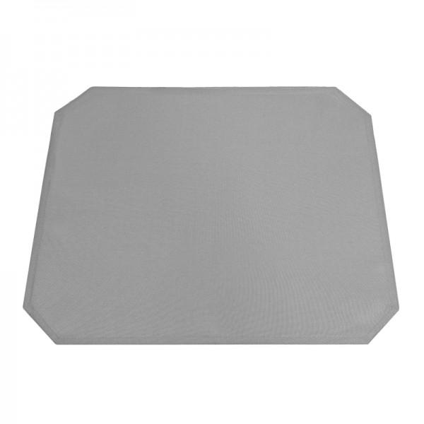 Tischsets Platzsets Uni 40x50 cm in Grau