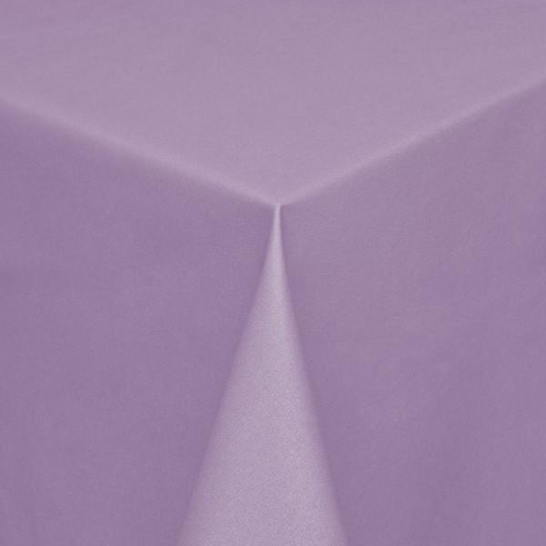 Tischdecken Modena Baumwolle mit Teflon-Fleckschutz in Flieder