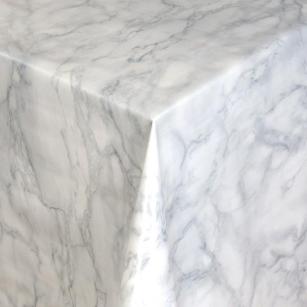 Tischdecke Abwaschbar Wachstuch Marmor Motiv Brau im Wunschmaß