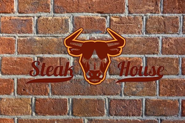 Grillunterlage Grillmatte Bodenschutz Anti-Rutsch Mauer Steakhouse