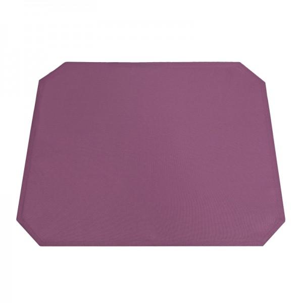 Tischsets Platzsets Uni 40x50 cm in Lila