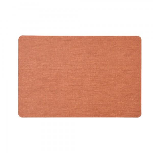 Tischsets 6er-Set Platzsets 30x45 cm Meliert im in Kupfer