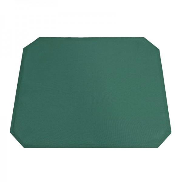 Tischsets Platzsets Uni 40x50 cm in Dunkel-Grün