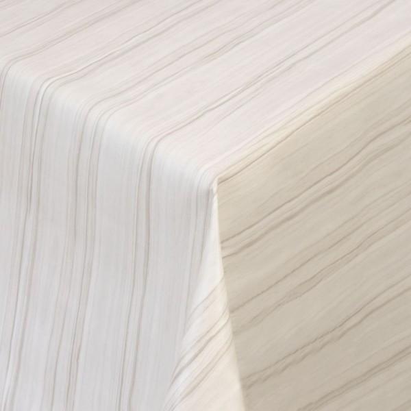 Tischdecke Abwaschbar Wachstuch Holz Struktur Grau im Wunschmaß