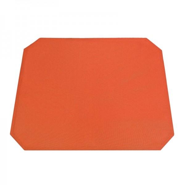 Tischsets Platzsets Uni 40x50 cm in Orange